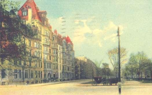 Vendome Hotel, 1906