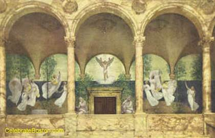 Muses by Chavannes