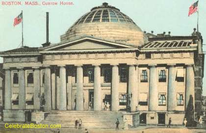 Custom House Before 1913