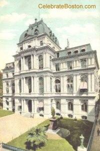 Old City Hall Boston