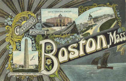 Boston Attractions Guide