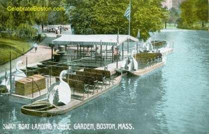 Swan Boat c.1910
