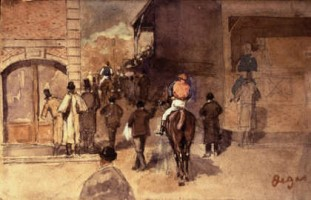 A Priceless Degas Painting Stolen from the Gardner Museum
