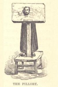 Puritan Pillory