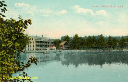 Canobie Lake, c.1910
