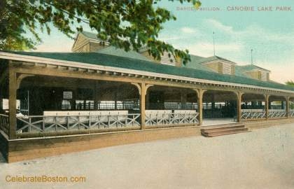 Canobie Lake Old Dance Pavilion
