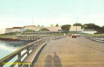 Fort Independence In 1906