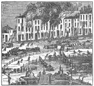 Beacon Street Fire, 1824