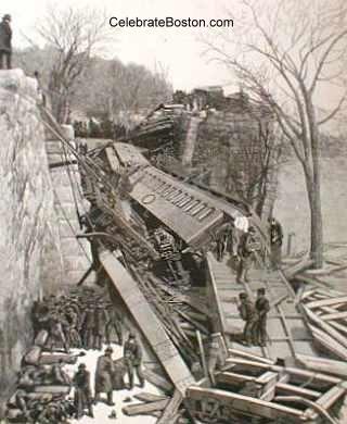 Bussey Bridge Wreck