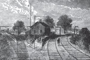 Revere Station, Scene of Disaster