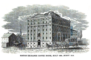 Boston Exchange Coffee House