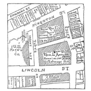 Lincoln Street Fire Map