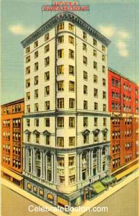 Hotel Paramount, Boston