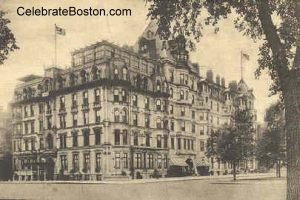 Vendome Hotel, c.1910