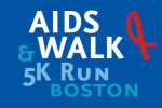 Aids Walk & 5k Run Boston