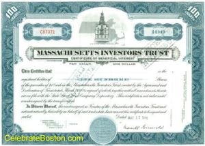 First Mutual Fund, Massachusetts Investment Trust
