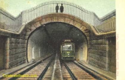 Old Subway Portal, Maverick Square