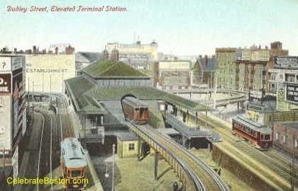 Old Dudley Elevated Station