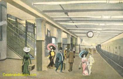 Old Milk Street Station