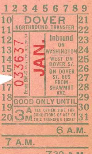 Dover Station Transfer, c.1933
