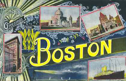 Boston Museums Guide