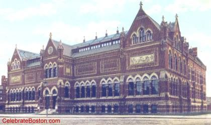 Museum Of Fine Arts, Old Copley Square Building
