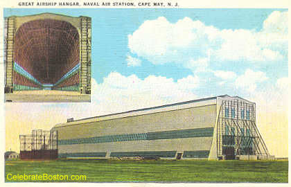 Cape May Airship Hangar