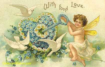 Key To My Heart Angel, 1909