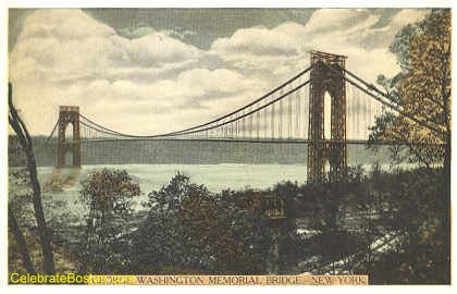 George Washington Bridge, 1935