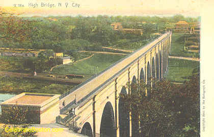High Bridge Aqueduct, 1908
