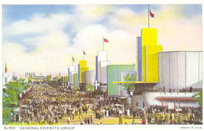 Chicago World&#39;s Fair, 1934