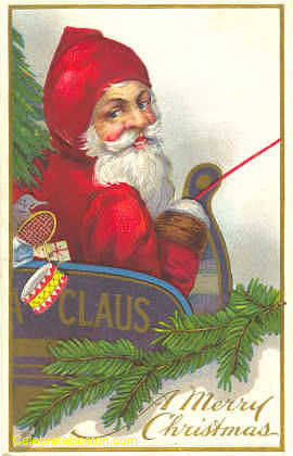 Santa Claus, c.1912