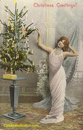 Early Christmas Tree, 1911