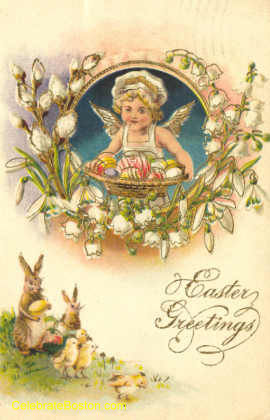 Easter Angel, 1907