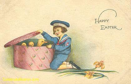 Easter Boy, 1920