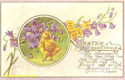 Easter Chick, 1914