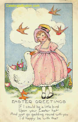 Easter Duck, 1921