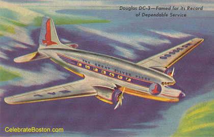 Famous DC-3 Aircraft