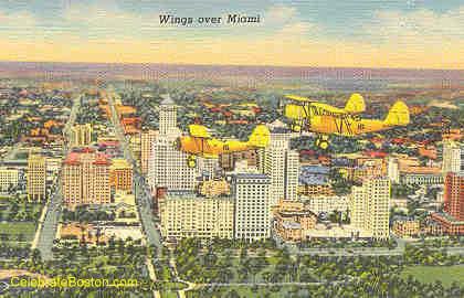 Bi-Planes Over Miami