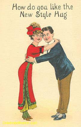 New Style Hug, c.1915