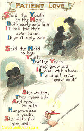 Patient Love Poem, 1915