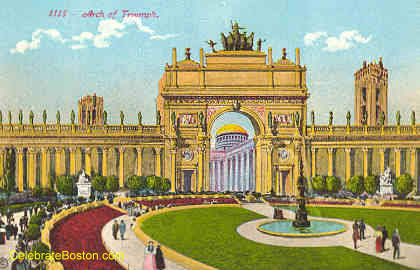 Arch Of Triumph, World's Fair