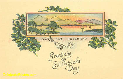 Greetings On St. Patrick's Day, c.1920