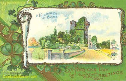 Killarney Castle, c.1912