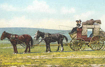 Great Plains Stage Coach