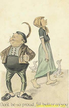 Pro-Feminist, Don't Be So Proud, 1915