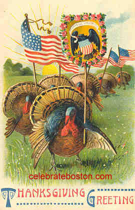 Patriotic Thanksgiving, c.1918