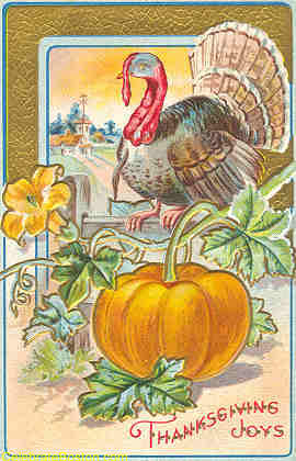 Thanksgiving Joys, 1910