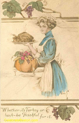 Be Thankful, 1911