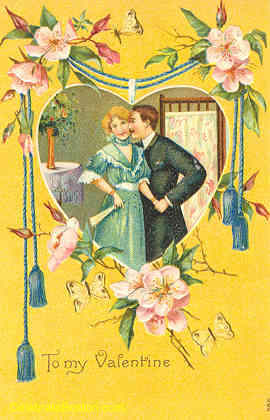 To My Valentine, c.1915
